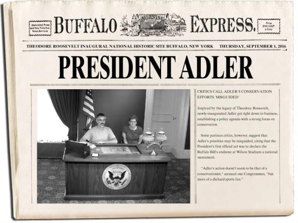 Adler President