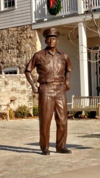 Admiral Nimitiz Statue, Fredericksburg, TX