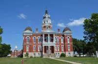 Tecumseh, NE Courthouse