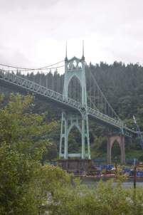 St. Johns Bridge, Portland, OR