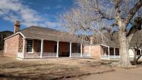 Fot Davis Nat'l Historical Site, Fort Davis, TX