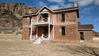 Fort Davis Nat'l Historical Site, Fort Davis, TX