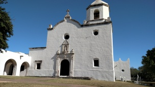 Mission Espíritu Santo State Historic Site