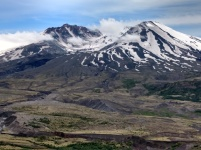 Mount St. Helen National Volcanic Monument