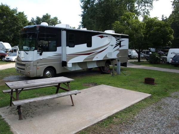 river dale campsites