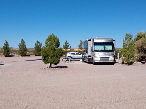 Cedar Cove RV Park Elephant Butte NM