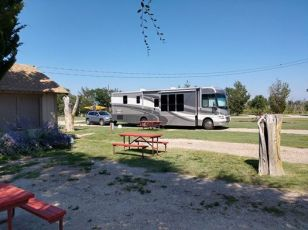 Goodland Kansas KOA. Goodland KS