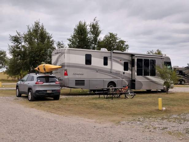 Gunsmoke RV Park, Dodge City, KS