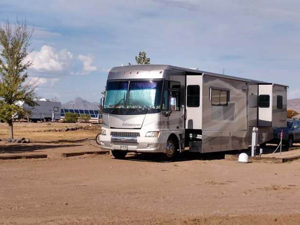 Rustys RV Ranch Rodeo NM