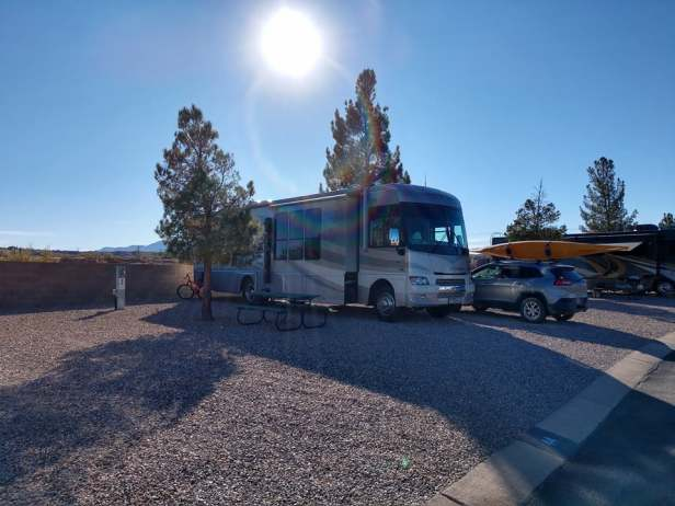 butterfield rv resort